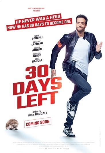 30 days left artwork international