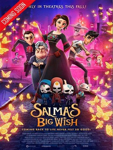 salmas big wish coming soon