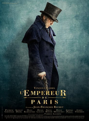 emperor vincent cassel character poster
